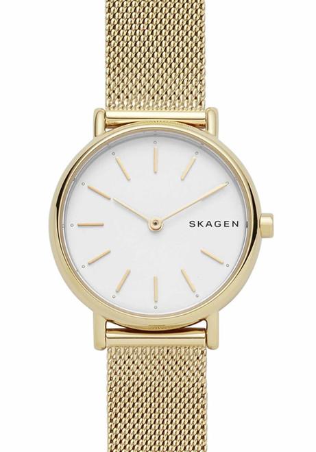 Skagen SKW2693 Signatur Slim Gold Mesh