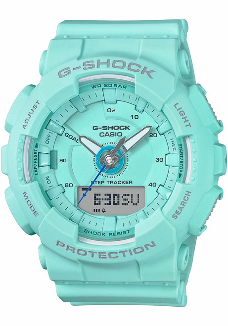 G-Shock GMAS130 S Series Teal (GMAS130-2A)