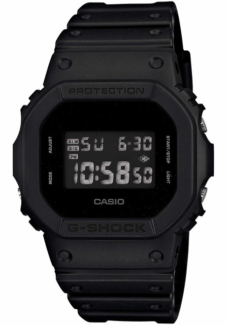 G-Shock DW5600BB Black (DW5600BB-1)