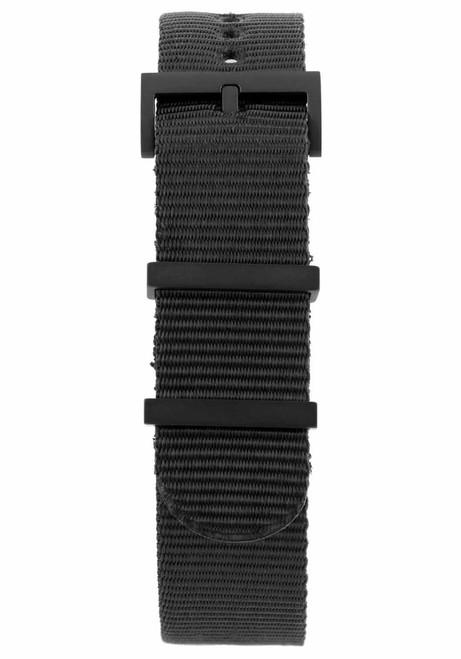Minus-8 Anza All Black Strap (P024-017-Strap-B)