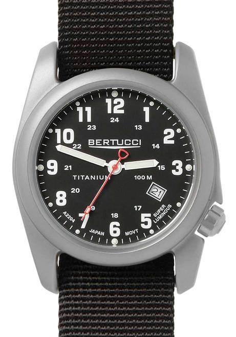 474272bf250 Bertucci A-2T Original Classic Titanium Black (12022) ...