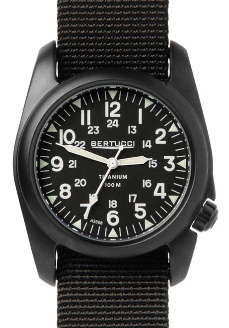 Bertucci A-2T Vintage Titanium All Black (12027)