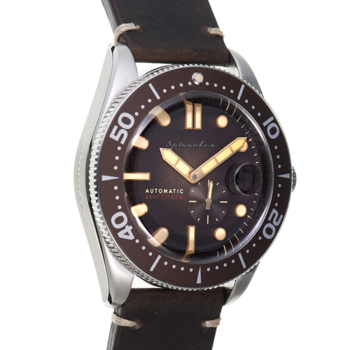 Spinnaker Croft Automatic Brown (SP-5058-02)