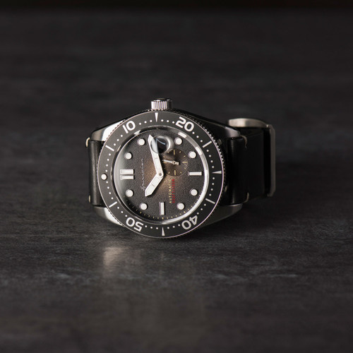 Spinnaker Croft Automatic Black (SP-5058-03)
