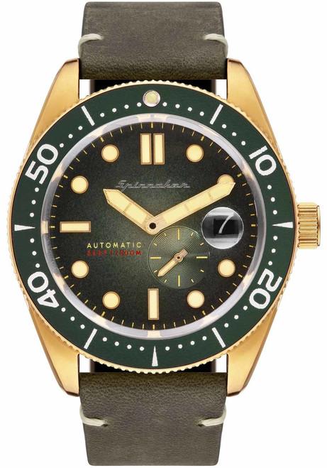 Spinnaker Croft Automatic Green (SP-5058-04)