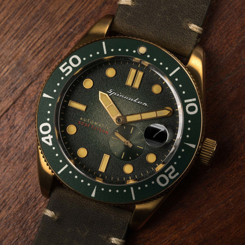Spinnaker Croft Automatic Green (SP-5058-04)