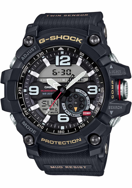 G-Shock GG1000-1A Mudmaster Black (GG1000-1A)