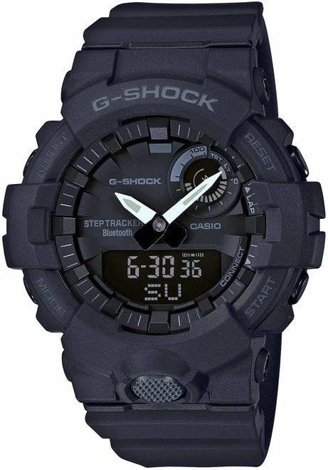 G-Shock GBA800 Bluetooth Step Tracker Training Timer Black (GBA800-1A)