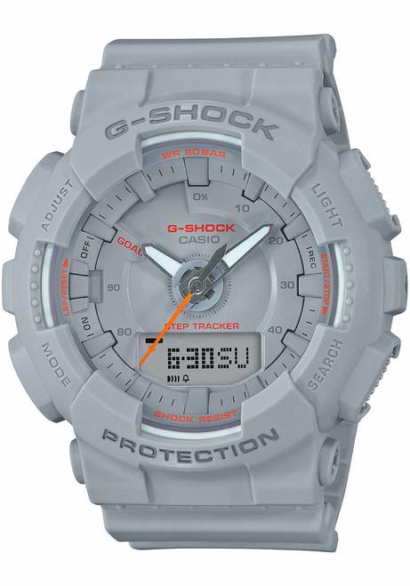 G-Shock GMAS130VC S-Series Step Tracker Grey (GMAS130VC-8A)