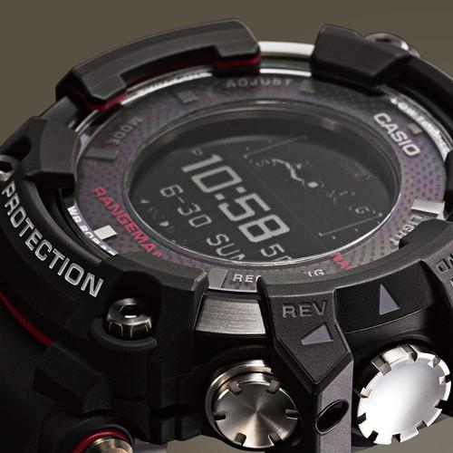 f99453acd G-Shock GPR-B1000 Rangeman Solar GPS Navigation Black