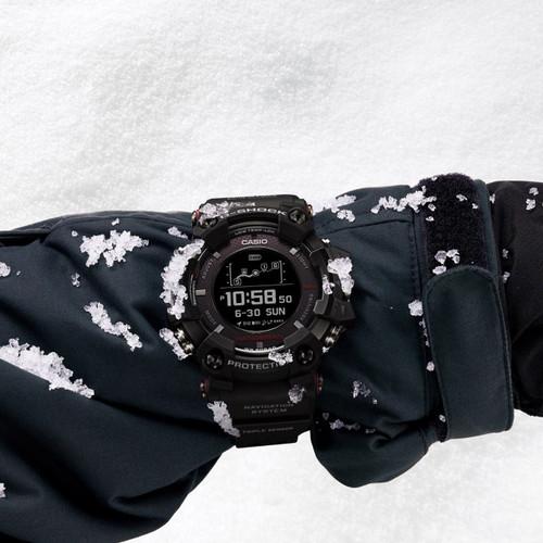 G-Shock GPR-B1000 Rangeman Solar GPS Navigation Black