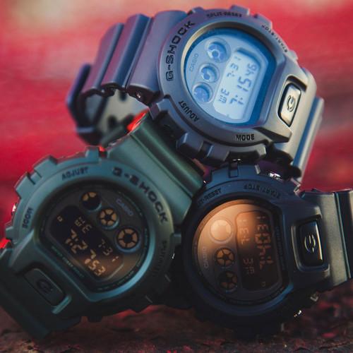 G-Shock DW6900LU Grey Blue (DW6900LU-8)