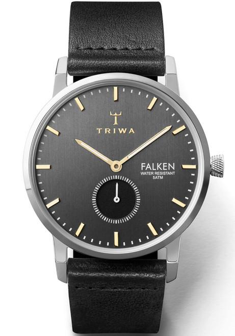 TRIWA Smoky Falken Black Grey (FAST119-CL010112)