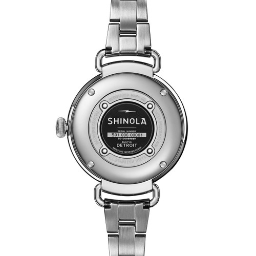 Shinola Canfield Day and Night Blue Mother of Pearl (S0120089880)