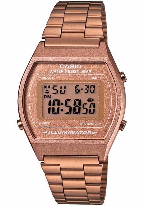 Casio Vintage Digital Rose Gold (B640WC-5AVT)