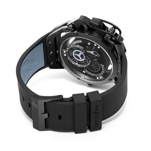 Mazzucato RIM Automatic All Black (RIM-03-GY536)