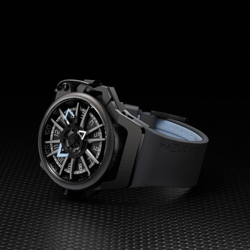 Mazzucato RIM Automatic All Black (RIM-03-GY536)
