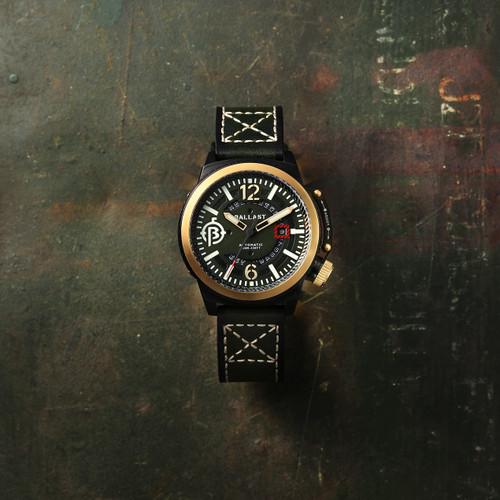 Ballast Trafalgar Automatic Black Gold Green (BL-3133-0A)
