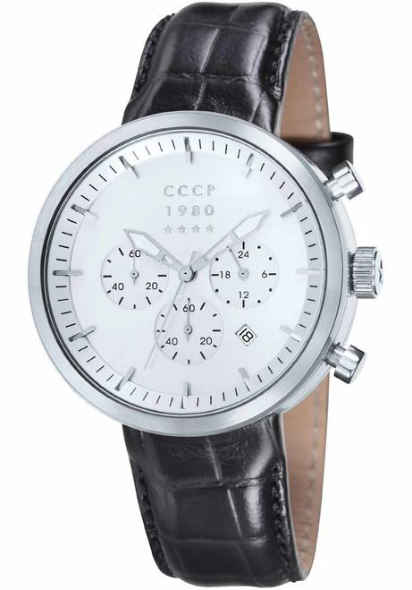 CCCP Kashalot Dress Silver Black (CP-7007-01)