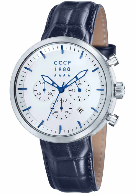CCCP Kashalot Dress Silver Blue (CP-7007-05)
