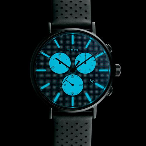 Timex Fairfield Chrono Supernova All Black (TW2R79800VQ)