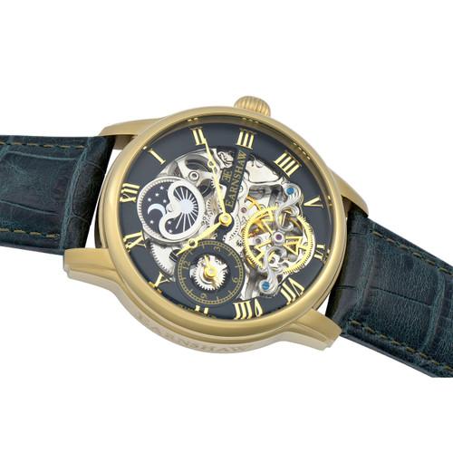 Thomas Earnshaw Longitude Automatic Gold Green (ES-8006-09)