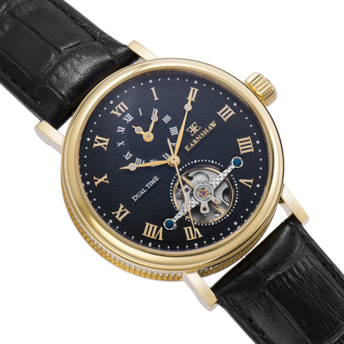 Thomas Earnshaw Beaufort Automatic Rose Gold Black (ES-8047-08)