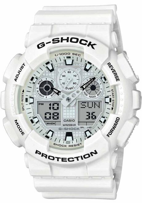 G-Shock GA110 Marine White (GA110MW-7A)
