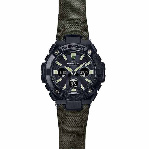 G-Shock G-Steel Street Utility Cordura Green (GSTS130BC-1A3)