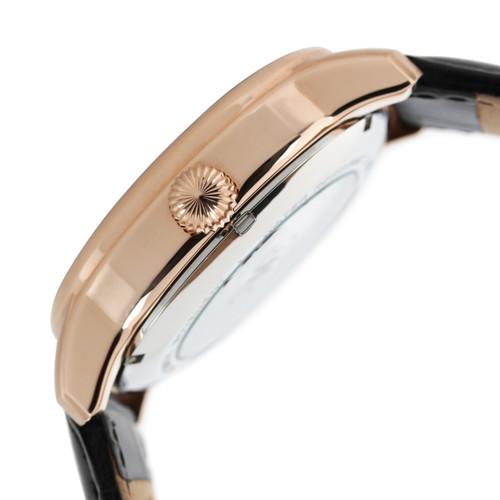 Thomas Earnshaw Longitude Automatic Black Rose Gold (ES-8006-07)