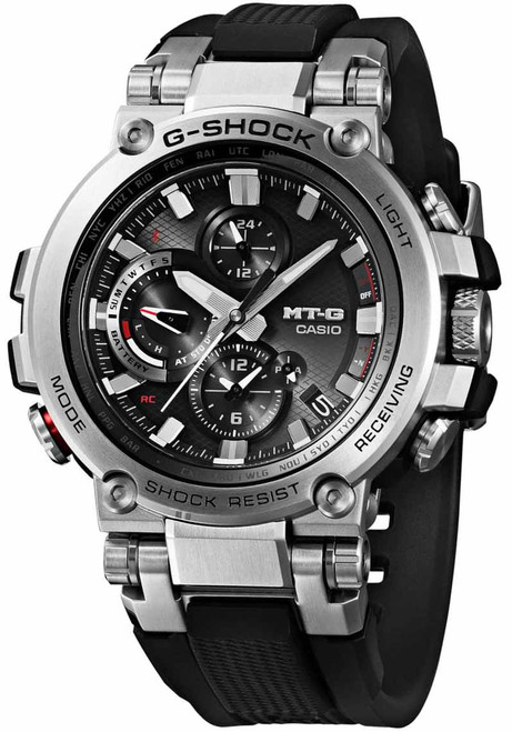 bf451199218f G-Shock MTG-B1000 Connected Black (MTGB1000-1A) ...