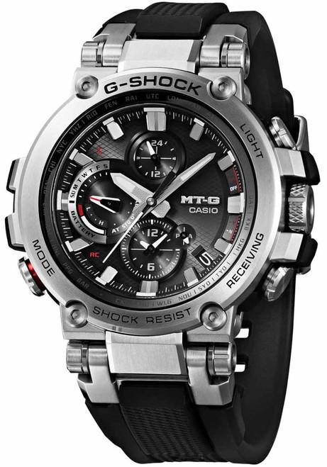 G-Shock MTG-B1000 Connected Black (MTGB1000-1A)