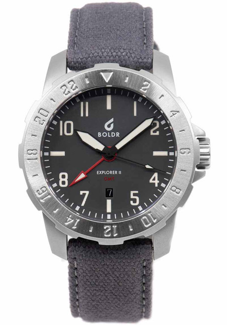 BOLDR Explorer GMT II Grey (0638455380271)