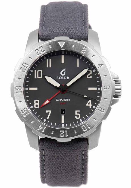 BOLDR Explorer GMT II Grey (0638455380271)