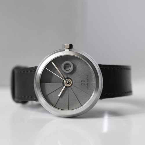 22 Design 4th Dimension Concrete Automatic Minimal Steel (CMW01S01)