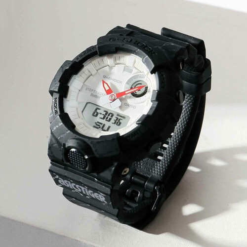 G-Shock GBA800 Bluetooth Step Tracker ASICS Limited Edition (GBA800AT-1A)