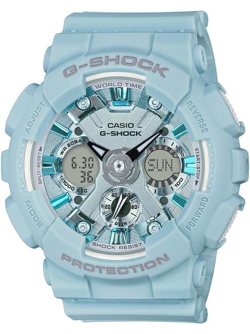 G-Shock S-Series Ana-Digi Blue (GMAS120DP-2A)