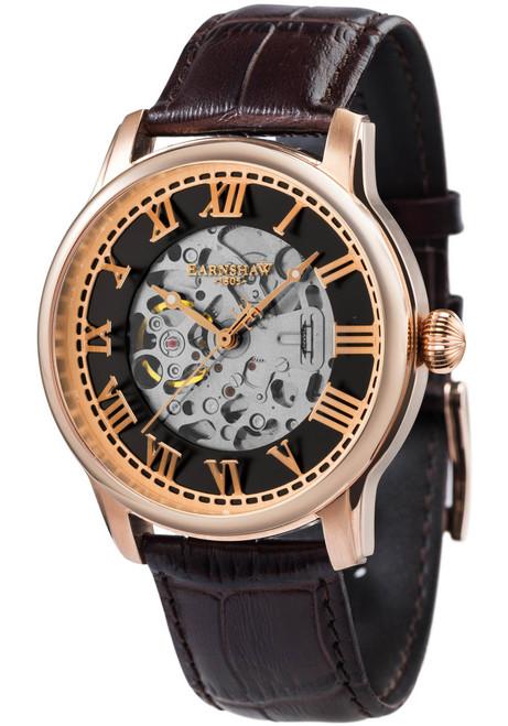 Thomas Earnshaw Precisto Longitude Alta Automatic Rose Gold (ES-8808-02)
