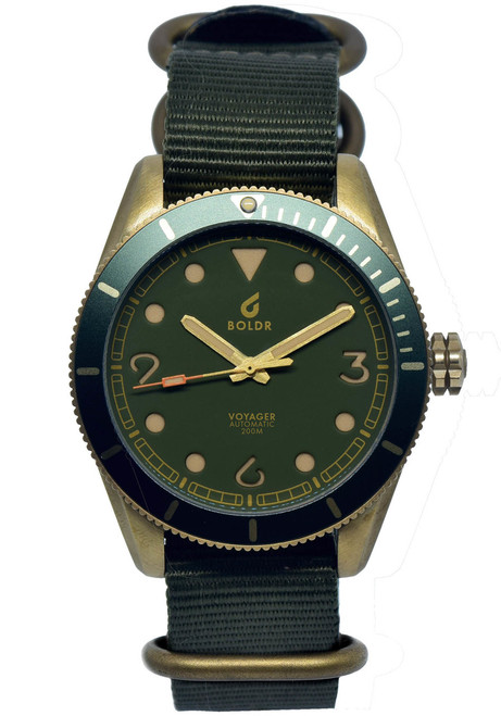 Boldr Voyager Automatic Atlantic (0638455380387)