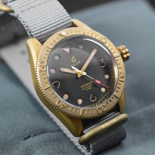 Boldr Voyager Automatic Aegean (0638455380691)