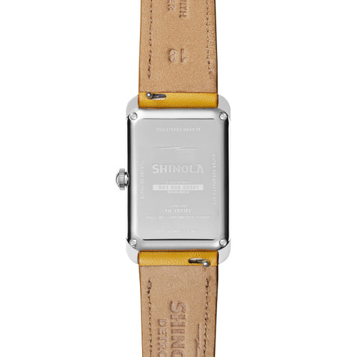 Shinola Muldowney 24mm Golden (S0120109239)