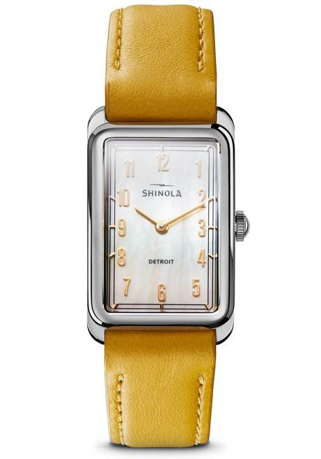 Shinola Muldowney 24mm Golden (S0120109239)