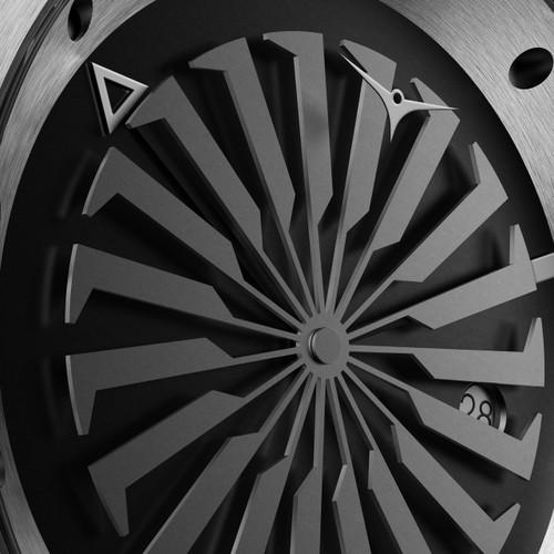 Zinvo Blade Automatic Gunmetal