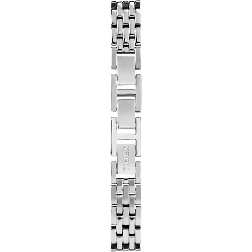 Timex Milano Oval 24MM Silver SS (TW2R93900)
