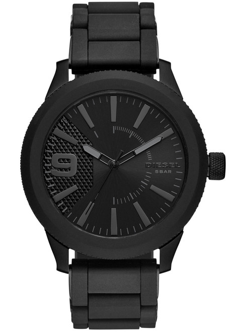 Diesel Rasp NSBB All Black SS