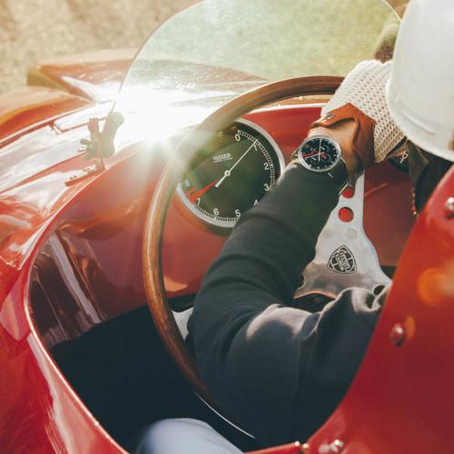 Autodromo Monoposto Automatic Chrono Black (BP-002K-B)