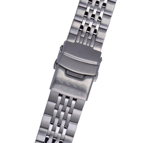 CCCP Aurora Automatic Silver Black (CP-7022-11)