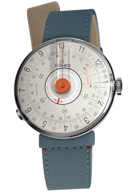 Klokers KLOK-08-D2 Orange Vintage Blue (KLOK-08-D2-KLINK-04-SC13)
