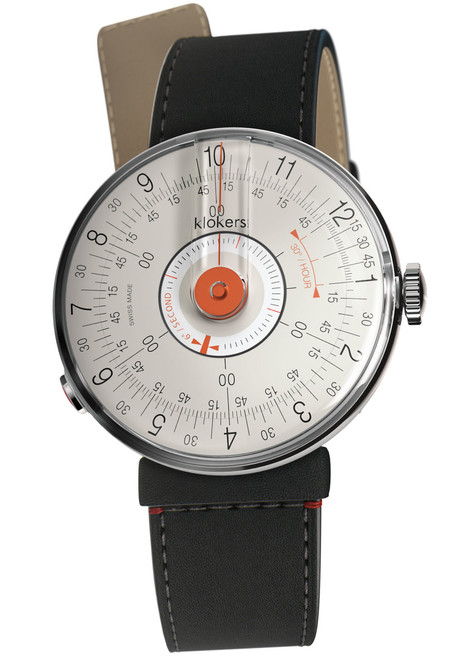 Klokers KLOK-08-D2 Orange Matte Black (KLOK-08-D2-KLINK-04-SC2)