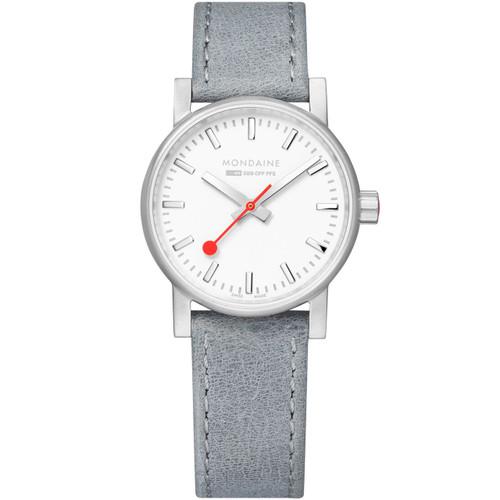Mondaine evo2 Silver Grey (MSE-30110-LH)